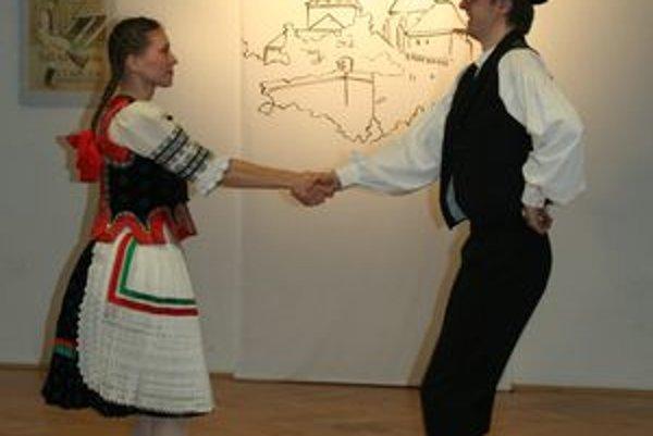 Kristína Turoňová a Martin Olejár