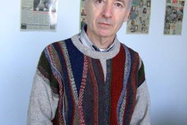 Cestovateľ Ivan Breský z Nitry.