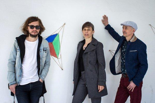 Longital, to sú Marián Slávka, Shina a Daniel Salontay.