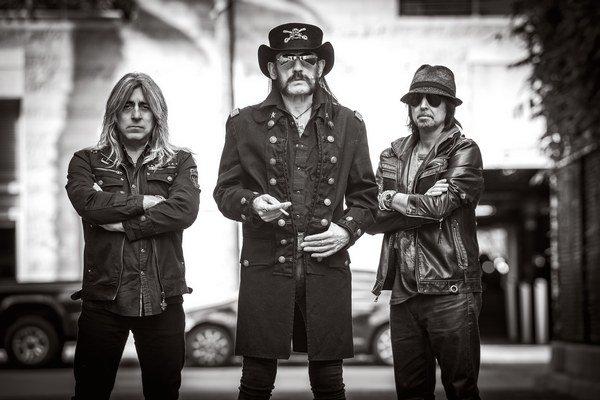 Na turné oslávia Motörhead 40 rokov od založenia kapely.