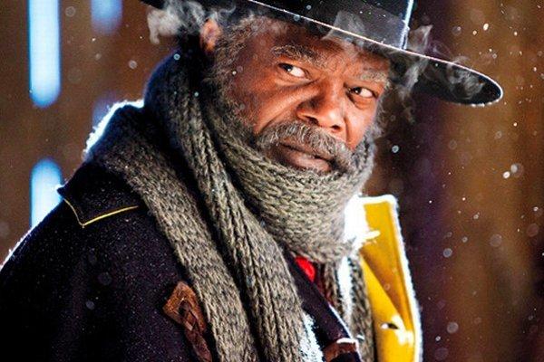 Film Osem hrozných bude ôsmou spoluprácou medzi Samuelom L. Jacksonom a režisérom Quentinom Tarantinom.