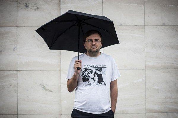Rudo a jeho autor Daniel Majling navštívia Literárny stan Pohodyv sobotu o 11. hodine.