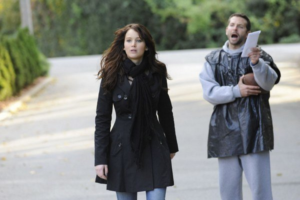 Jennifer Lawrence a Bradley Cooper.