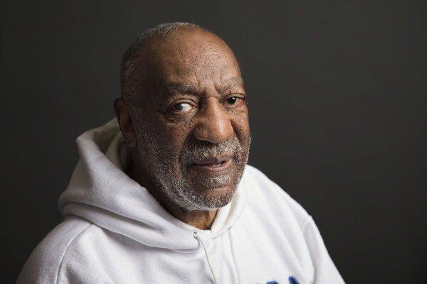 Herec a komik Bill Cosby.