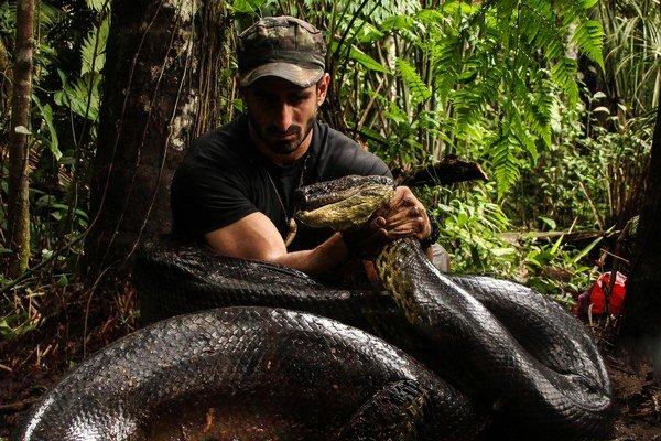 Mojím cieľom bolo šokovať ľudí a tak ich prinútiť, aby sa zamysleli nad tým, ako ničíme amazonské pralesy, hovorí americký filmár a ochranca prírody Paul Rosolie.