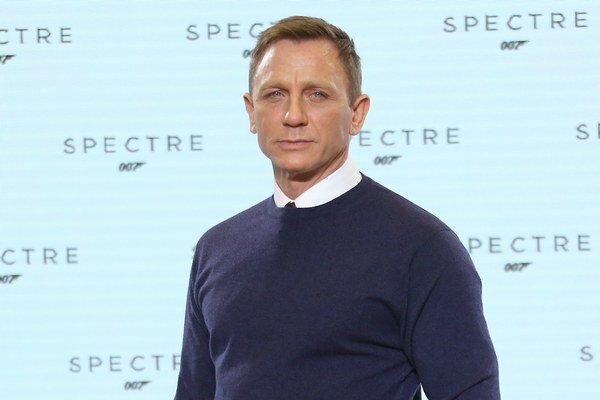 Jamesa Bonda bude v novej bondovke Spectre hrať opäť britský herec Daniel Craig.