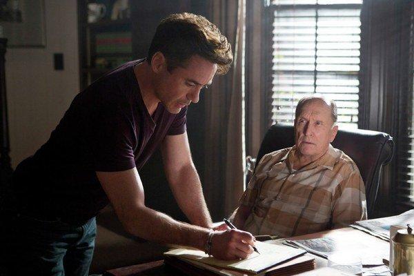 Robert Downey Jr. a Robert Duwall.
