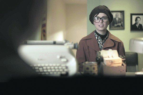 Záber z filmu 1971.