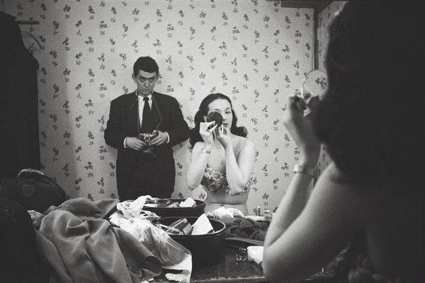 Stanley Kubrick za mladi a jeho fotografia.
