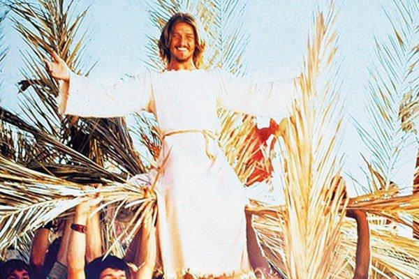 Z filmu Jesus Christ Superstar (1973).