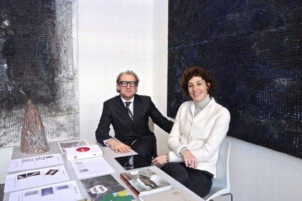 Silvia Van Espen, kunsthistorička, umelecká riaditeľka Zahorian&co Gallery.
