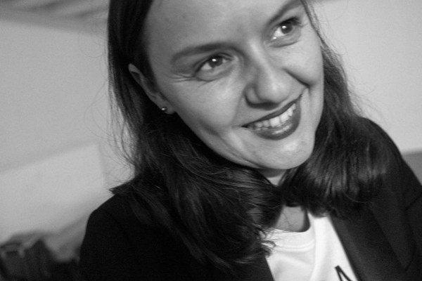 Gabriela Kisová, kurátorka a galeristka, vedie bratislavskú galériu Krokus.