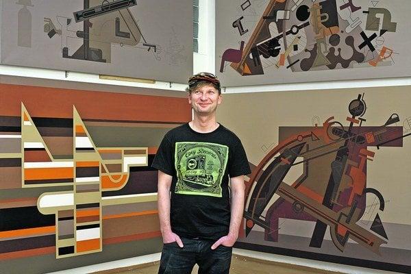 Ján Vasilko (1979) študoval na Fakulte umení KVU Technickej univerzity v Košiciach (doc. A. Szentpétery, prof. R. Sikora). V roku 2005 bol víťazom Ceny Oskára Čepana, v roku 2008 získal druhé miesto v súťaži Maľba 2008 a v roku 2009 cenu Strabag Artaward