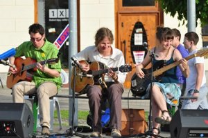 Trio Maringotka dostalo najviac hlasov od festivalových divákov aj v hlasovaní čitateľov denníka SME.