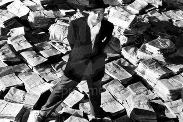Občan Kane Orsona Wellsa ovplyvnil vývoj kinematografie.