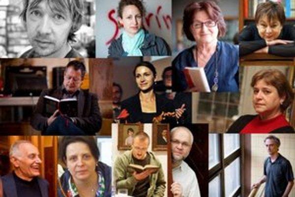 Dvanásť autorov, ktorí sa chystajú na nezvyčajné turné.