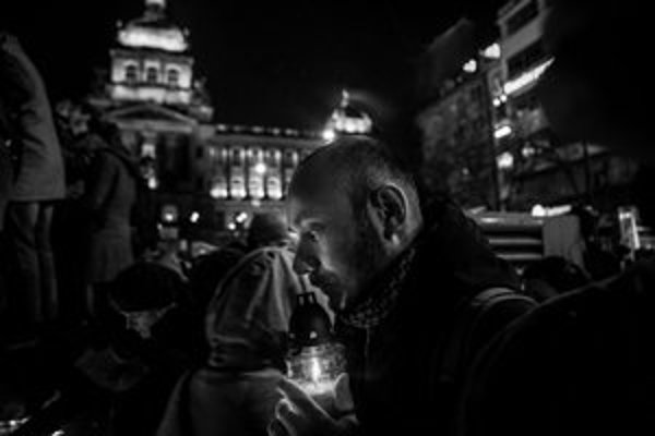 MILAN JAROŠ, Respekt: Rozloučení s Václavem Havlem, december 2011.