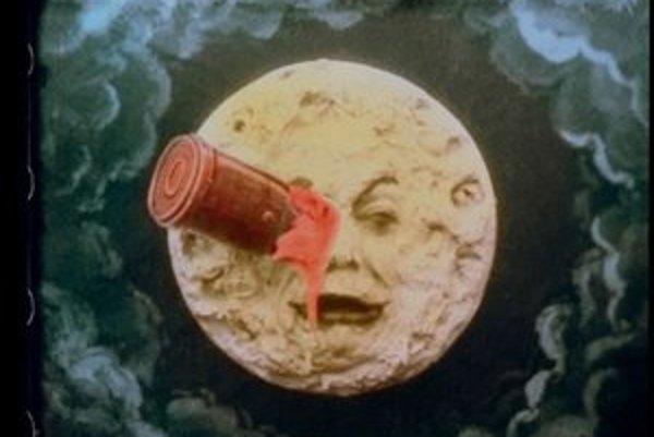 Film Cesta na Mesiac k nám ide po vyše sto rokoch.
