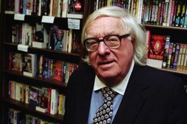 Ray Bradbury (22. 8. 1920 - 6. 6. 2012) miloval knihy aj knižnice.