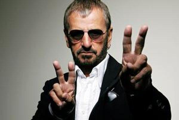 Ringo Starr už pracuje len vtedy, keď ho to baví alebo sa mu chce. A to je dobre.