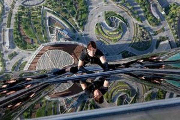Čo myslíte, nechal sa konečne Tom Cruise zastúpiť kaskadérom alebo nie?