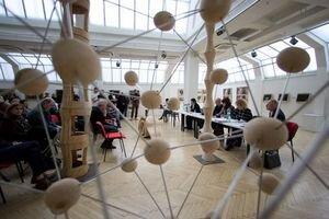 Diskusia výtvarnej obce o zámere ministra kultúry SR prebudovať galériu Danubiana na Kunsthalle.