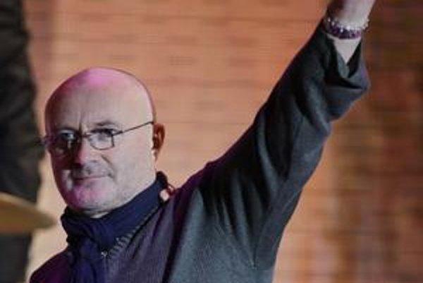Šesťdesiatka je dôchodkový vek, nie však pre väčšinu muzikantov. Phil Collins chce byť výnimkou.