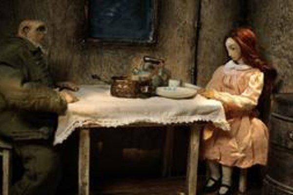 Záber z hudobného filmu Kataríny Kerekesovej Kamene.