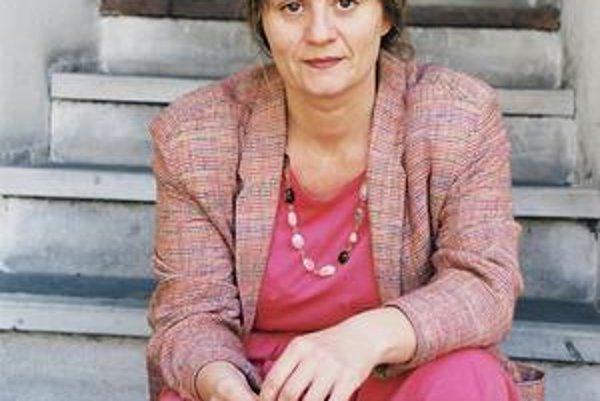 Zuzana Gindl–Tatárová.