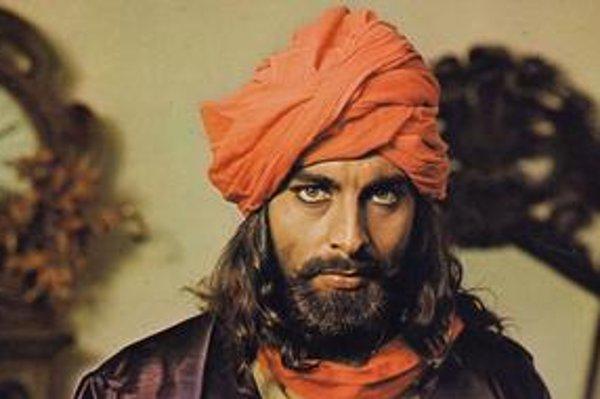 Kabir Bedi dodnes žije zo slávy, ktorú mu priniesla filmová postava Sandokana.