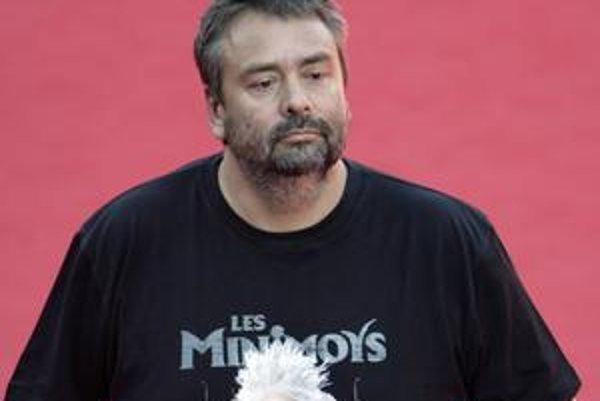 Luc Besson (51), francúzsky režisér, scenárista, producent. Kritiku opantal filmom Posledný súboj, davy fanúšikov si vzápätí získal filmami Magická hlbočina, Leon, Nikita, Metro, Piaty element. Filmy, ktoré produkuje jeho spoločnosť EuropaCorp – ako naprí