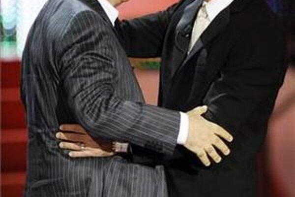 Zase spolu. Pedro Almodóvar a Antonio Banderas.