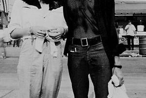 Patti Smith a Robert Mapplethorpe.