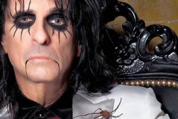Milovník pavúkov Alice Cooper a bradáči zo ZZ Top vystúpia v Bratislave.