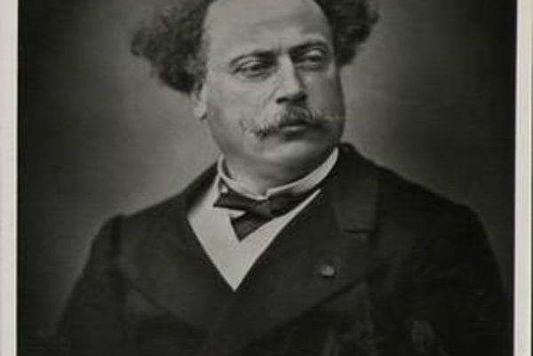 Alexandre Dumas mladší.
