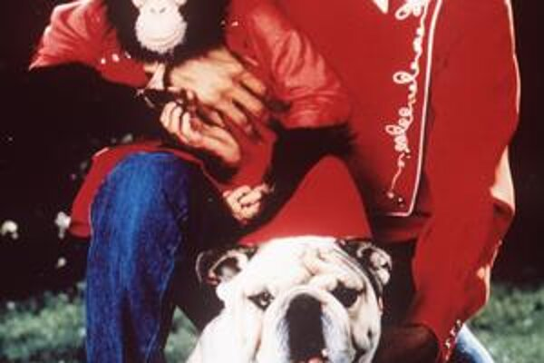 Vraj ho Jackson naučil aj slávny Moonwalk.