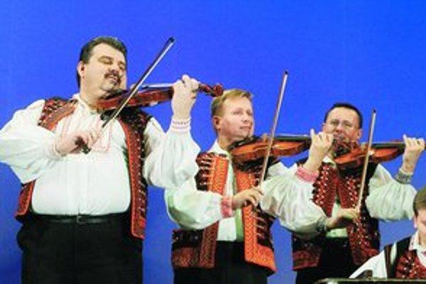 Zlaté husle zahrajú v Inchebe.