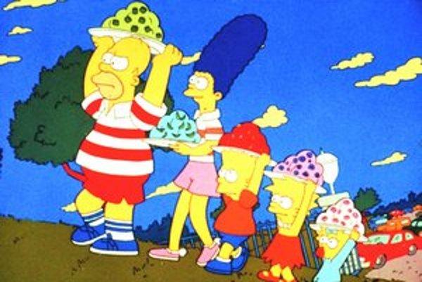 Aj filozofi z amerických univerzít sledovali Simpsonovcov. S celkom vážnym tónom ich rozobrali v knihe.