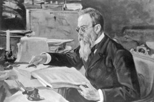Nikolaj Andrejevič Rimskij-Korsakov.