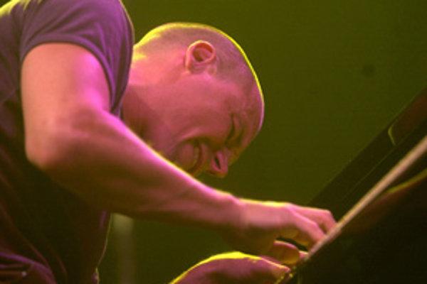 Esbjörn Svensson na Bratislavských jazzových dňoch, 24. októbra 2004.