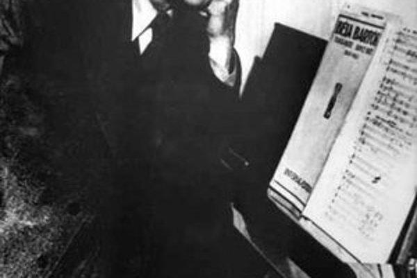 Polstoročie delí životy Bélu Bartóka a Mariána Vargu, napriek tomu má ich hudba veľa spoločné.