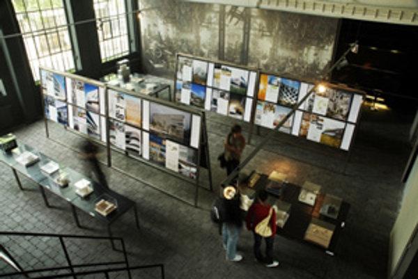 Cena Európskej únie za súčasnú architektúru - Mies van der Rohe Award 2007.