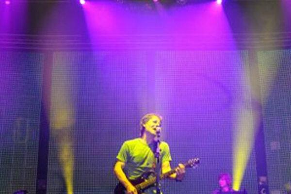 V NTC Sibamac arena sa uskutočnil koncert - Paľo Habera a TEAM - Best of tour 2008 (Bratislava, 29. apríl 2008).