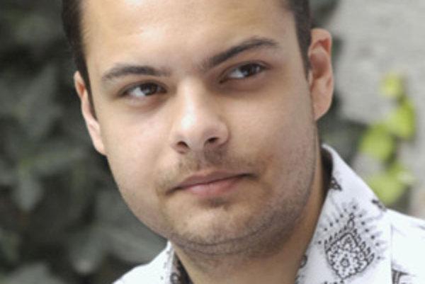 Huslista Dalibor Karvay.