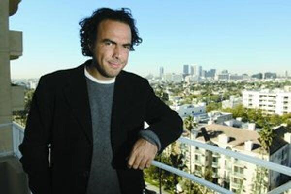 Alejandro González Iňárritu cestuje po svete tak, ako jeho filmy.