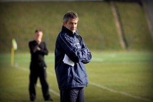 V jarnej časti povedie futbalistov Dunajskej Lužnej tréner Michal Salenka.