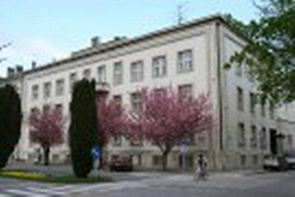Mestský úrad v Piešťanoch.