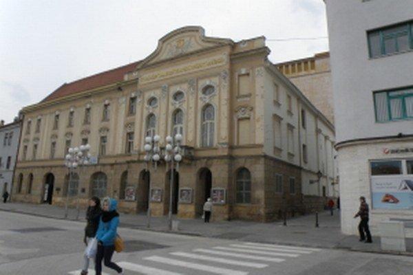 Divadlo Jána Palárika v Trnave.
