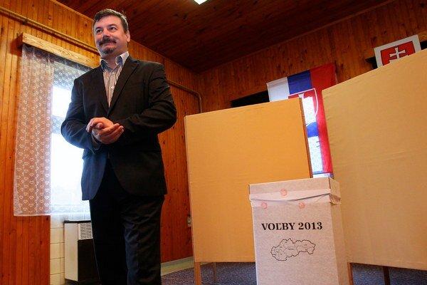 József Berényi sa v sobotu stretne vo volebnom súboji s Tiborom Mikušom.