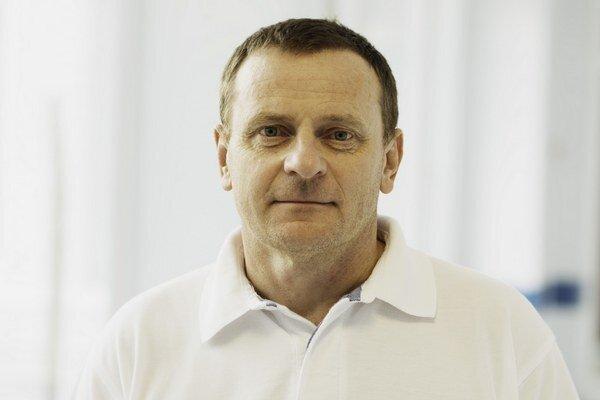 MUDr. Miroslav Lisý, PhD z Nemocnice Malacky.